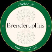 Brenderuphus rundt logo